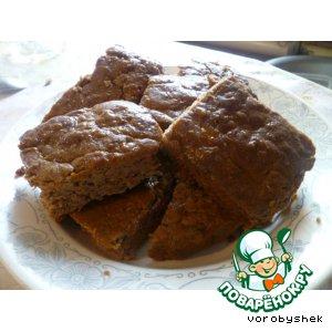 Рецепт: Печеночный пирог Воздушный