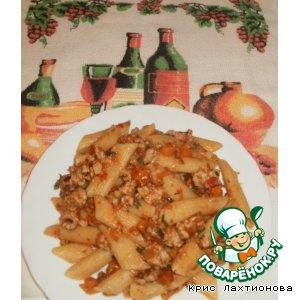 Рецепт: Болонское рагу