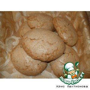 Рецепт: Печенье Итальянские меренги