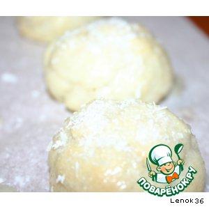 Рецепт: Сахарное печенье с глазурью