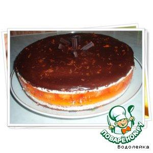 """Рецепт: Торт """"Изысканный"""""""