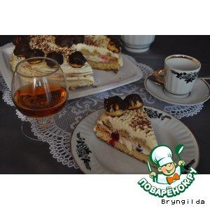 Торт Прикосновение
