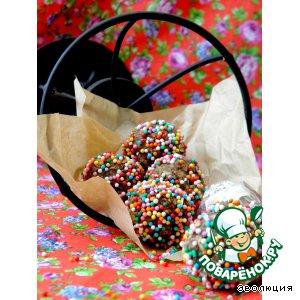 Сhokladbollar - шведские шоколадные шарики