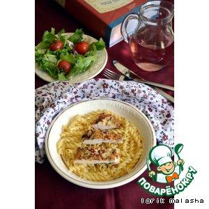 Рецепт: Куриное филе в горчичном кляре