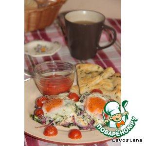 Рецепт: Завтрак Новый взгляд