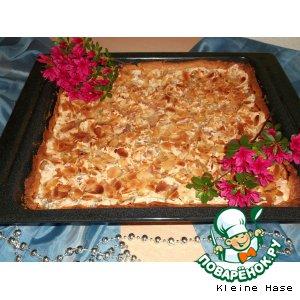 Рецепт: Пирог Мой любимый ревень