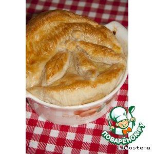 Рецепт: Американский куриный пирог