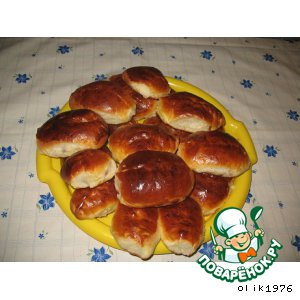 Рецепт: Пирожки