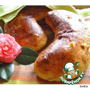 Рецепт: Назуки, или сладкий хлеб