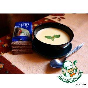 Рецепт: Восхитительный суп от мышонка Реми