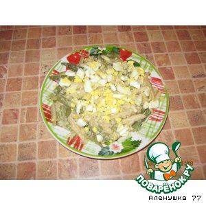 Рецепт Стручковая фасоль со сметаной и сыром