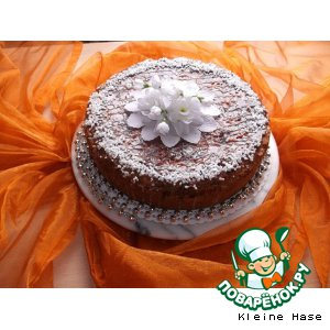 "Рецепт: Торт- пирог ""Яблочная  мечта"""