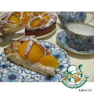 Рецепт: Лимбургский фруктовый пирог