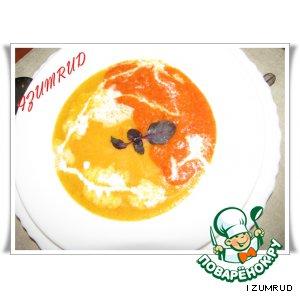 Рецепт: Цветной суп-пюре