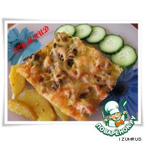 """Рецепт: Картофельная запеканка """"Гоуранга"""""""