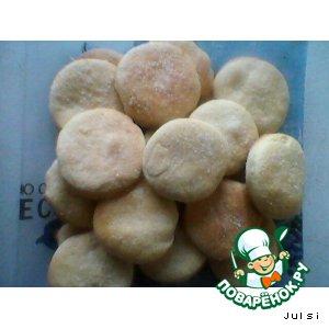 Рецепт: Печенье на майонезе