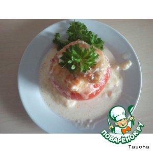 Рецепт: Фаршированные помидоры