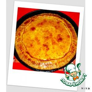 "Рецепт: ""Сан  -  Марино""  пирог  с  рикоттой"
