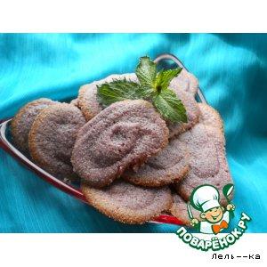 Рецепт: Смородиновое печенье