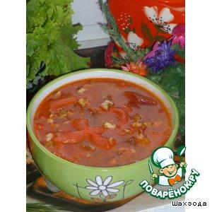 Рецепт: Суп Мэри