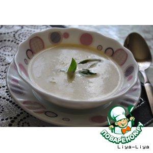 Рецепт: Быстрый суп из кабачков