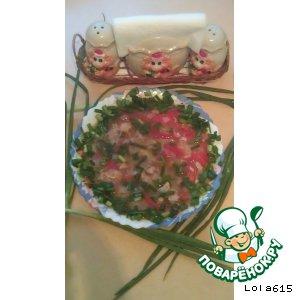 Рецепт: Кубинский суп Канья