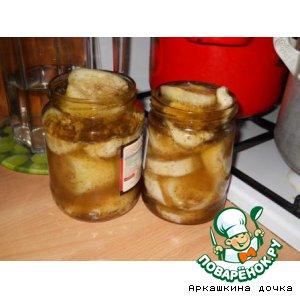 Рецепт: Огурчики к водочке