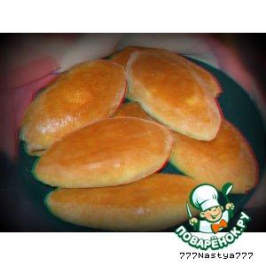 Рецепт: Пирожки с картошкой