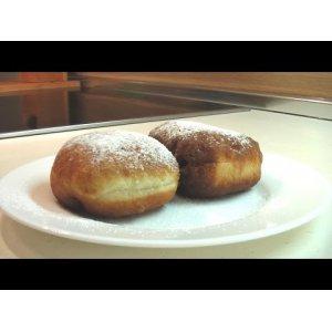 Рецепт: Пончики с повидлом
