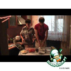 Рецепт: Валерушкины посидушки #8. Сезон овощей