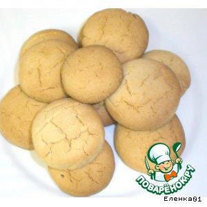 Рецепт: Рисовое печенье