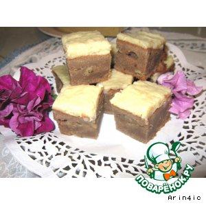 Рецепт Домашние конфеты (бананово - шоколадные)
