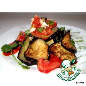Рецепт: Чайзя сяй. Блюдо из меню уйгурского ресторана