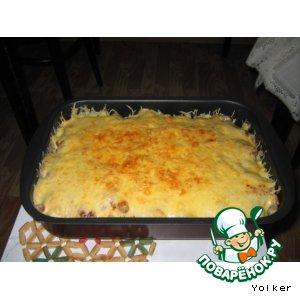 Рецепт: Начос
