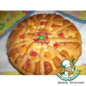 Айвовый пирог – кулинарный рецепт