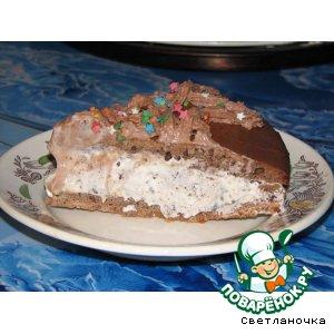 Торт - мороженое