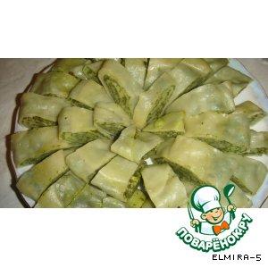 Roll greens