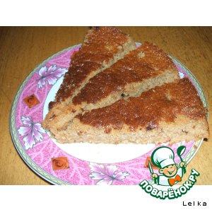 Рецепт: Пирог с вареньем