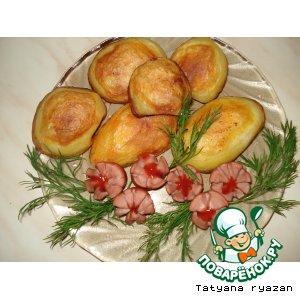 Рецепт: Городская картошка