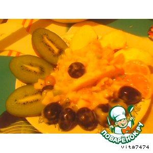 Фруктово-витаминный салат