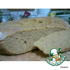 Рецепт: Тыквенный хлеб