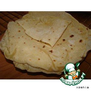 Рецепт: Армянский лаваш