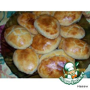 Рецепт: Пирожки от Никиты Михалкова