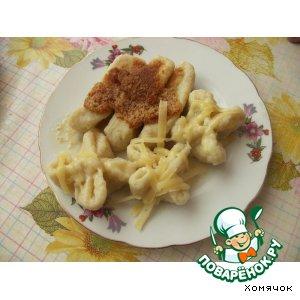 Рецепт: Картофельные кнедлики