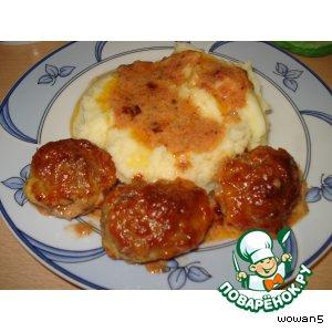 Рецепт: Тефтели по-тоскански