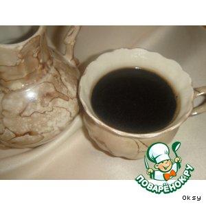 Рецепт: Карамельный кофе