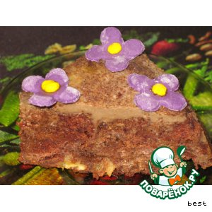 """Рецепт: Шоколадный пирог """"Обновление"""""""