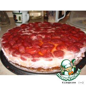Рецепт: Йогуртовый торт