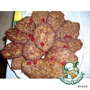 Рецепт: Печеночные оладушки без муки