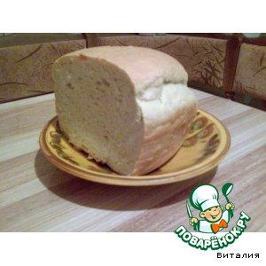 Рецепт: Хлеб